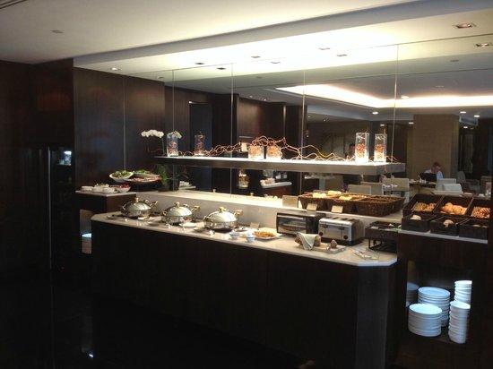 Grand Park City Hall: Crystal Club food