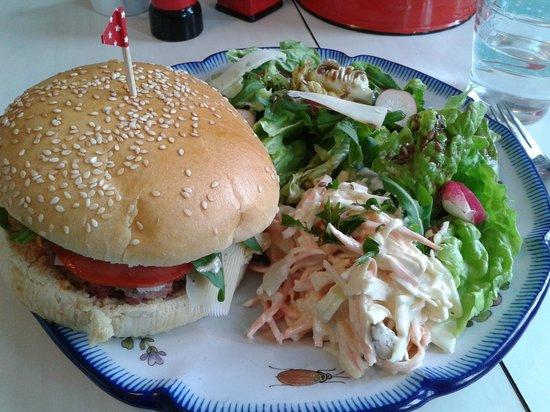 Comme a la maison: Le super burger maison