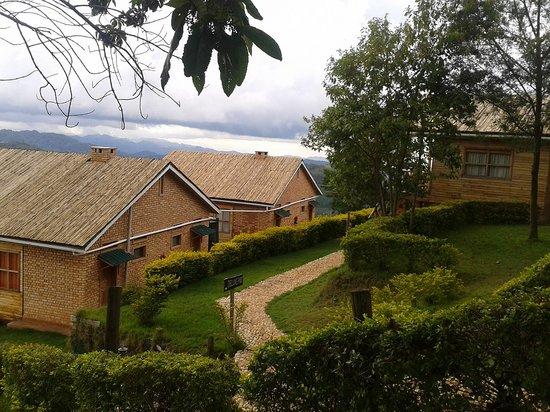 Ruhija Gorilla Safari Lodge: Newly refurbished cabins..