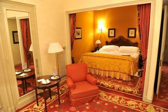 Hotel Ritz, Madrid: Room