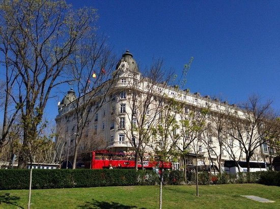 Hotel Ritz, Madrid: Hotel