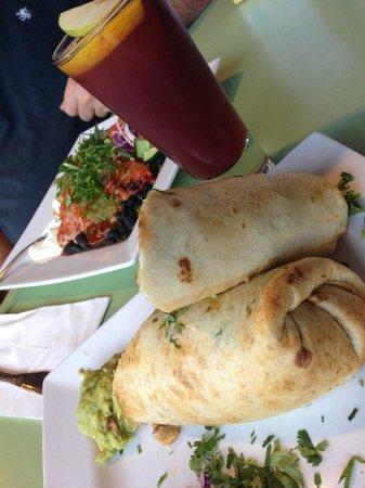 Miss Margarita : Great lunch #1