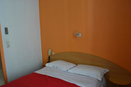 Hotel Saint Gothard: camera
