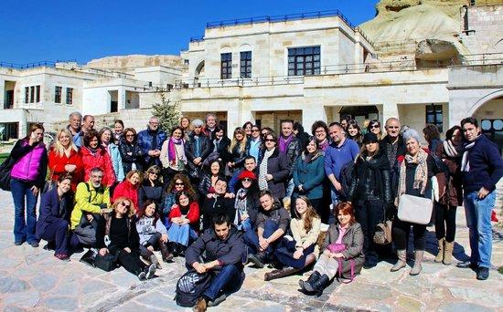 MDC Hotel: Çağatay Yolda Ailesi Kapadokya Gezisi / Mart 2014
