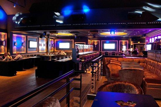 Grisy-les-Platres, Prancis: R7 restaurant club