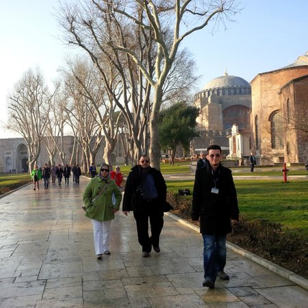 True Blue Tours - Day Tours : Tohkapi Palace 2