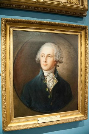 Tunbridge Wells Museum & Art Gallery: Gainsborough Portrait