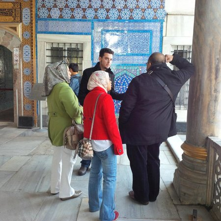 True Blue Tours - Day Tours : Tohkapi Palace 3