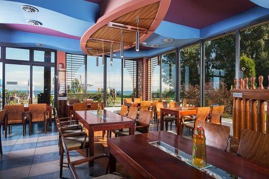 Faleza Hotel: Restauracja