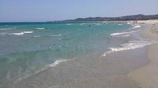 B&B Canarino: spiaggia La Caletta