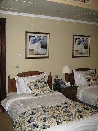 Hilton Cairo Zamalek Residences: la camera