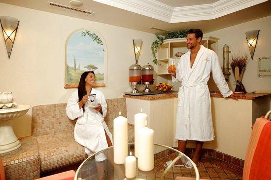 Hotel Seefelderhof: Saunabereich