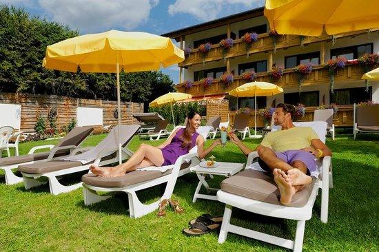 Hotel Seefelderhof: Garten