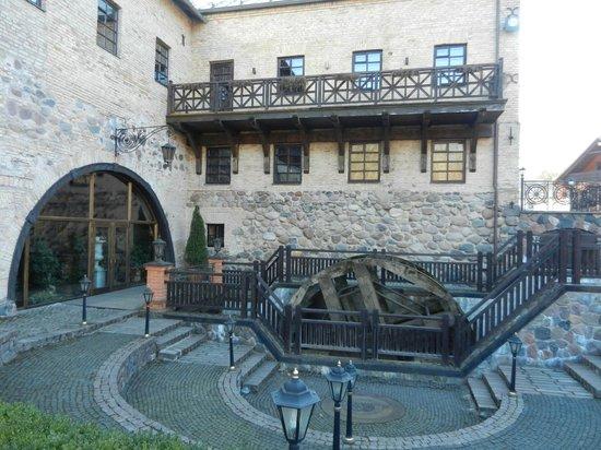 Belmontas : Водяная мельница