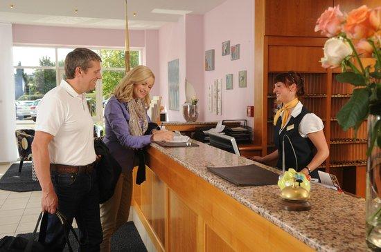 Parkhotel Weiskirchen : Lobby