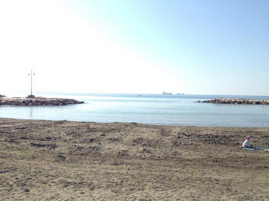 Hotel La Chancla : playa de pedregalejo