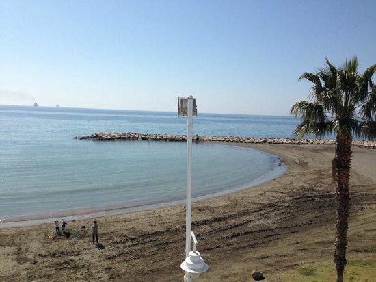 Hotel La Chancla: playa e pedregalejo