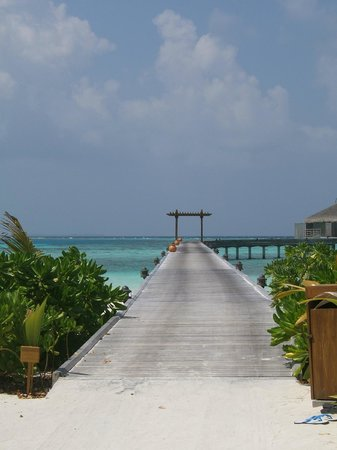 Constance Moofushi: Jetty to Water Villas