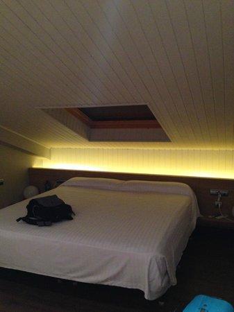 Hotel La Chancla: habitacion