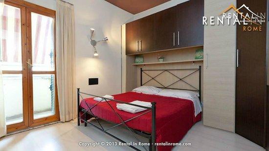 Maria, Vatican Attic: bedroom