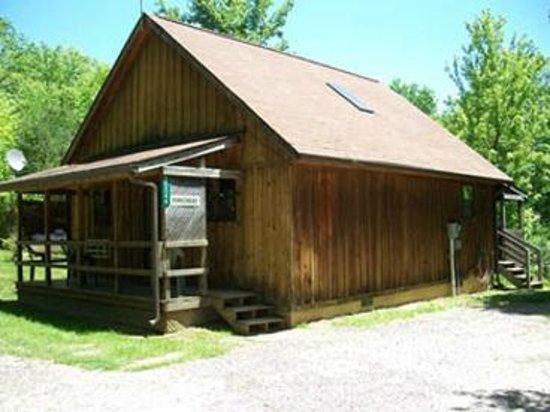 Blue Rose Cabins: Pinecrest Cabin - Sleeps 4