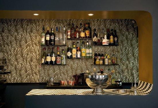 La Gazette : Cocktails bar