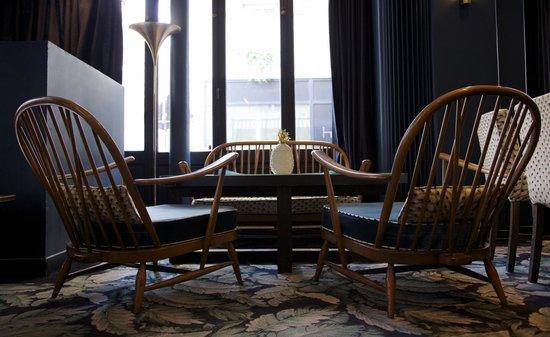 La Gazette : Lounge side