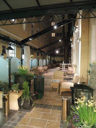 Hotel Stefanie : giardino esterno