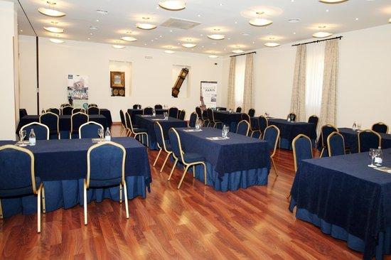 Hotel Abba Fonseca: Sala de reuniones
