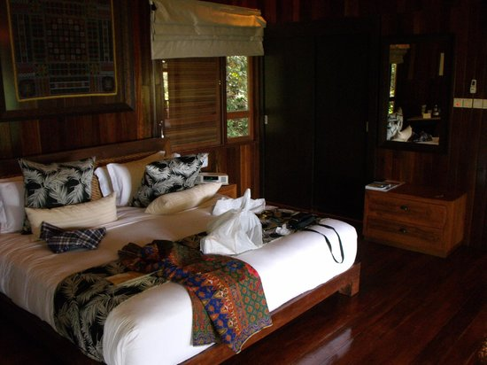 Bunga Raya Island Resort & Spa : Room 1