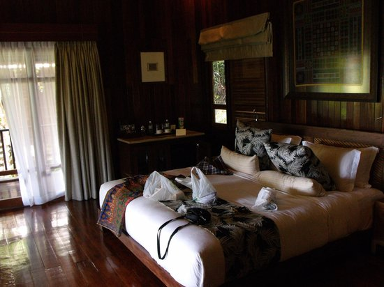 Bunga Raya Island Resort & Spa : Room 2