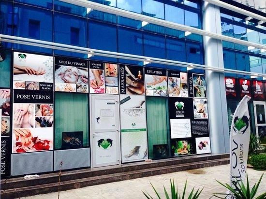 Institut de beaute Orlov Fish Spa Solutions