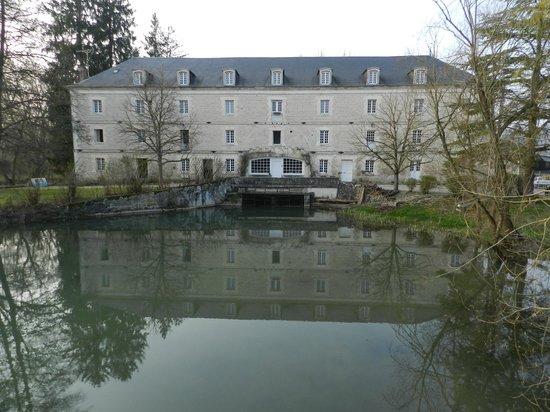 Le Moulin de Poilly-sur-Serein: Moulin de Poilly