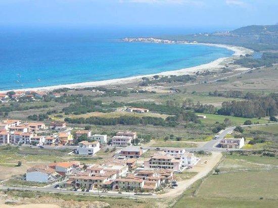 B&B Canarino: Panorama Spiaggia