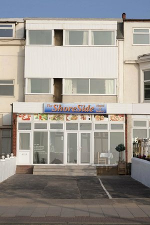 The ShoreSide: Promenade Hotel With great sea views