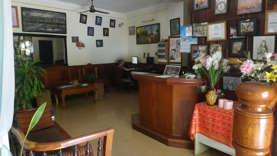 Victory Guest House: internet