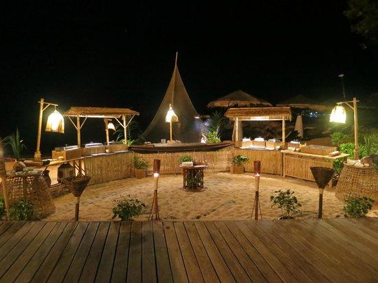 The Tongsai Bay: Surf and Turf BBQ night