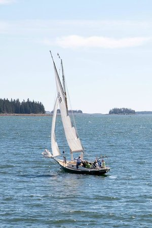 Sail Muscongus Day Tours: Sailing in Muscongus Bay