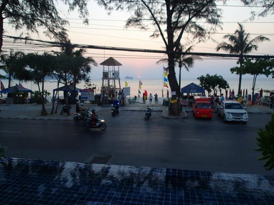 Phuket Graceland Resort & Spa: View from Gracelands