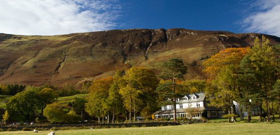 "The Borrowdale Gates Hotel: Wainwright's ""Loveliest square mile in Lakeland"""