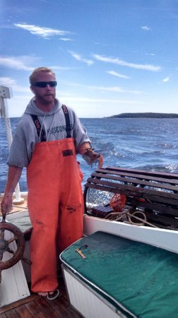 Sail Muscongus Day Tours : IS it a keeper?