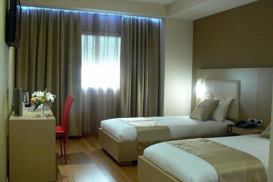 Sky 2 Hotel: Standard Twin Room