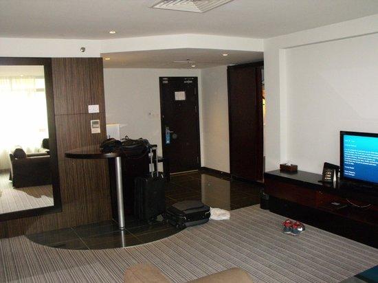 Hotel Sixty3: Mini kitchen area