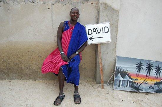 Dream of Zanzibar: David
