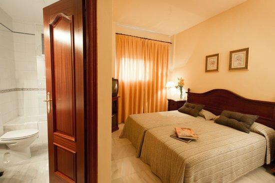 Hotel Gran Avenida: Doble dos camas 2