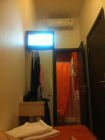 GoodNight Hotel: одноместный номер без окон