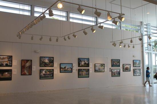 MDPL Art Deco Welcome Center: interni