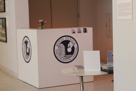 MDPL Art Deco Welcome Center: particolare
