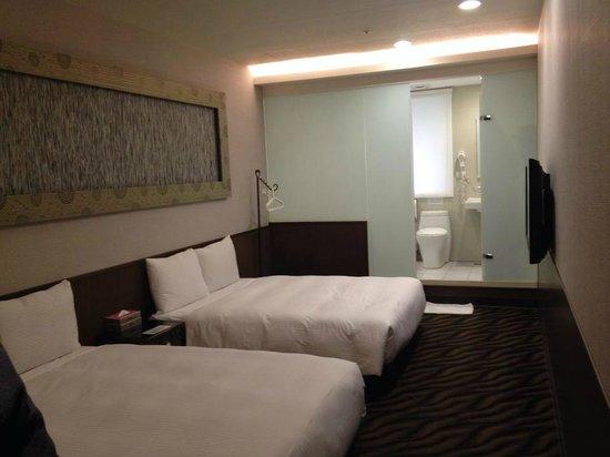 ECFA Hotel Wan Nian : Room 703