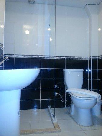Seatanbul Apart: prıvate bathroom